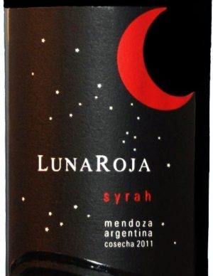 Luna Roja Syrah 2014